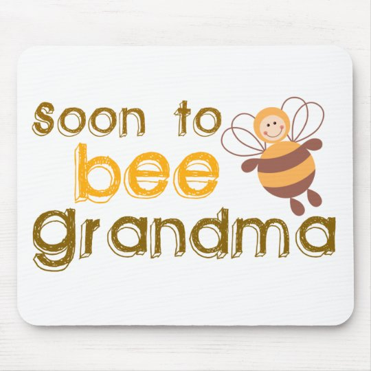 Soon to be Grandma Mouse Mat