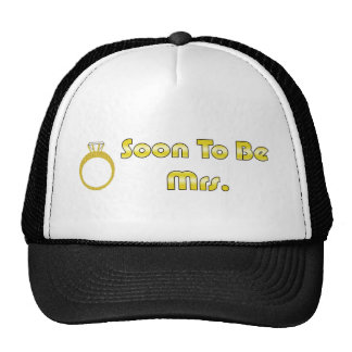 Soon To Be Mrs Hat / Cap