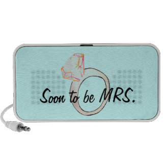 """soon to be MRS."" Travelling Speakers"
