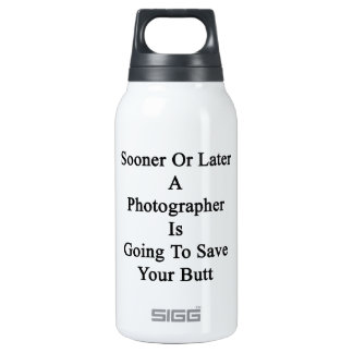 Sooner Or Later A Photographer Is Going To Save Yo