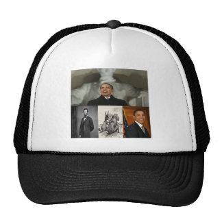 SOONER OR LATER BACK TO BACK AND SIDE TO SIDE 2 MESH HAT