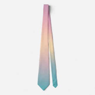 Soothing Ombre Gradient Tie