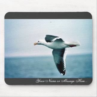 Sooty-backed or Western Gull Mouse Pad