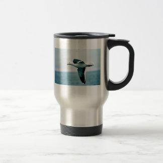 Sooty-backed or Western Gull Coffee Mug