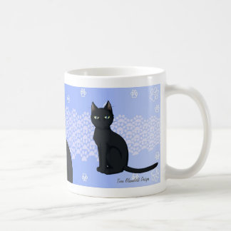 Sooty Cat Mug