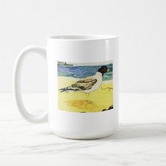 Sooty Gull Classic White Coffee Mug