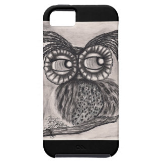 Sooty Owl Case For The iPhone 5