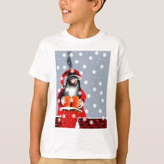 Sooty Santa T-Shirt