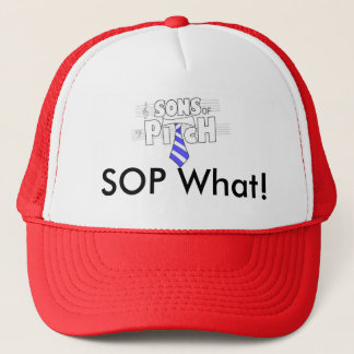 SOP What! Trucker Hat