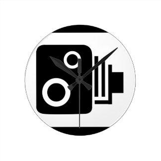 Sopeed Camera Wallclock