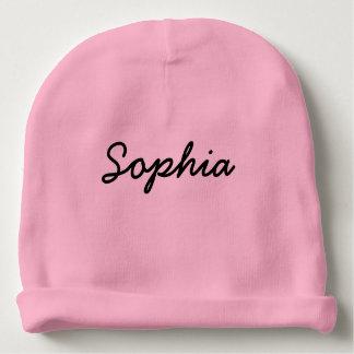 Sophia Baby Girl Hat Baby Beanie