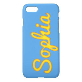 Sophia iPhone 8/7 Case