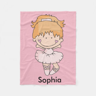 Sophia's Personalized Blanket