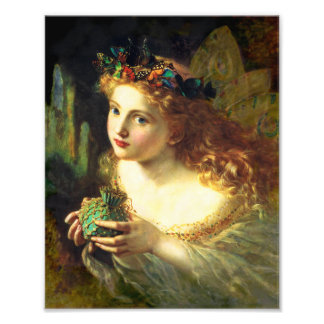 Sophie Anderson Fairy Canvas Print