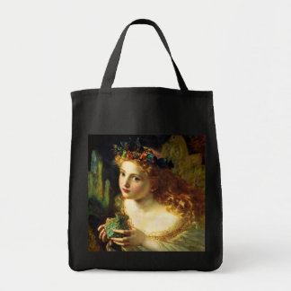 Sophie Gengembre Anderson: Take the Fair Face ... Canvas Bags