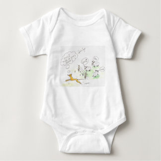 Sophie Says... Scary Seep Baby Bodysuit