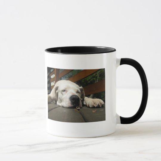 Sophie the dog mug