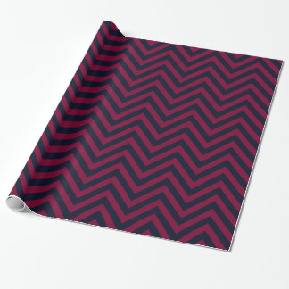 Sophisticated Chevrons Wrapping Paper