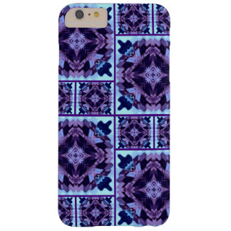 Sophisticated Geometric Motif Barely There iPhone 6 Plus Case