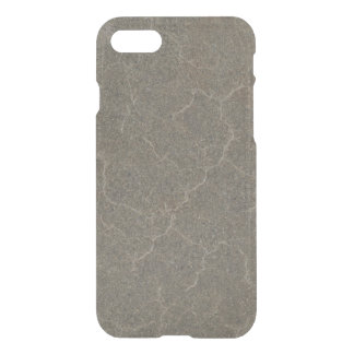 Sophisticated Gray Marble Masculine Design iPhone 8/7 Case