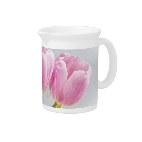 Sophisticated Lady! in Pink Tulip Speciality Pitcher