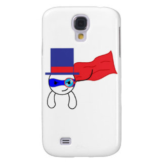 Sophistocated Hero Galaxy S4 Case
