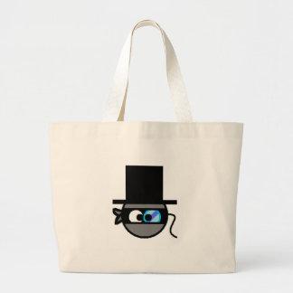 Sophistocated Ninja Jumbo Tote Bag