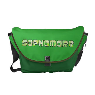 Sophomore Courier Bags