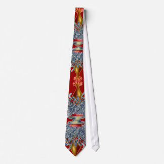 Sophonophorae Men's Tie
