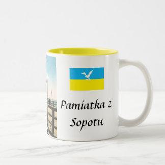 Sopot Souvenir Mug