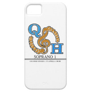 Soprano 1 - Chambers, A'Capella Barely There iPhone 5 Case