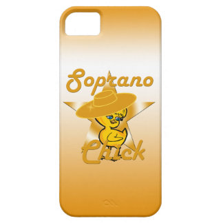 Soprano Chick #10 Barely There iPhone 5 Case