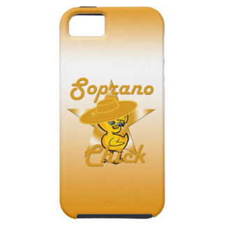 Soprano Chick #10 Case For The iPhone 5