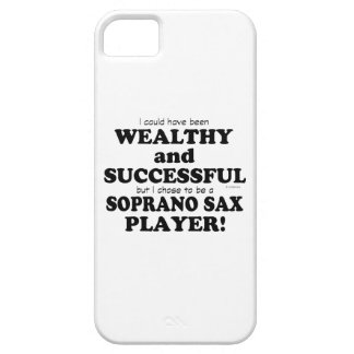 Soprano Sax Wealthy & Successful iPhone 5 Cover