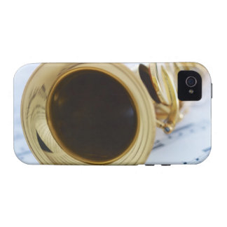 Soprano Saxophone Vibe iPhone 4 Covers