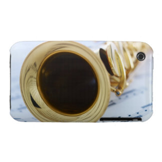 Soprano Saxophone iPhone 3 Cases
