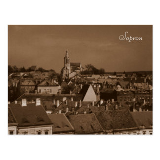 Sopron Postcard