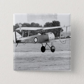 Sopwith Aircraft Taking Off 15 Cm Square Badge