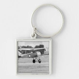 Sopwith Aircraft Taking Off Key Ring