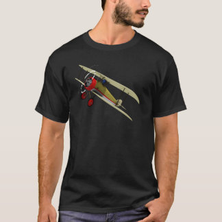Sopwith Camel and Pilot T-Shirt