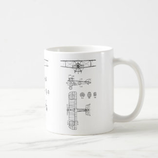 SOPWITH CAMEL COFFEE MUG