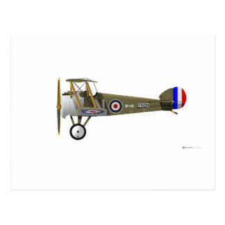 Sopwith Camel Postcard