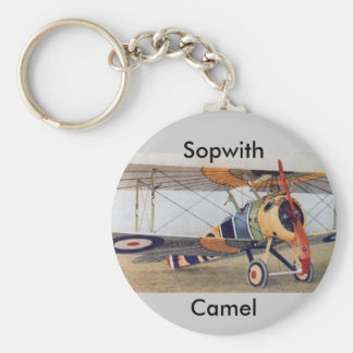 Sopwith Camel, Sopwith, Camel Key Ring