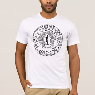 """SOREN KIERKEGAARD AND THE CORSAIR AFFAIR"" T-Shirt"
