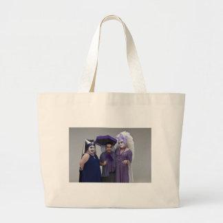 Sorenda Yoda and Beatrix Canvas Bags