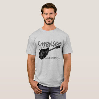 Sorensen Mandolin & Guitar Co with VX tee