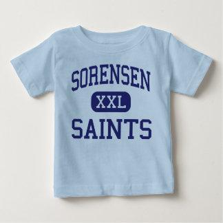 Sorensen Saints Middle Saint Croix Falls Baby T-Shirt