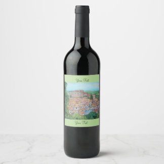 Soriano, Wine or Champagne Bottle Labels