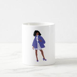 Sorority Diva - Zeta Coffee Mug