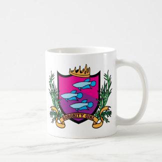 Sorority Girl Coffee Mugs
